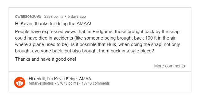 Sếp Marvel bảo Hulk trong Endgame là phiên bản thông minh, nếu không búng tay xong cả tỉ người đã chết - Ảnh 1.