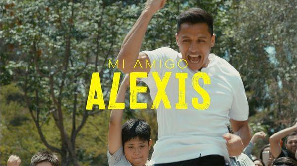 Alexis Sanchez: Nếu giải nghệ, tôi sẽ làm diễn viên - Ảnh 1.