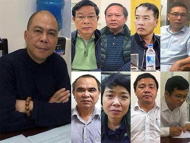 8 đại án sắp xử và những thiệt hại khủng - Ảnh 2.