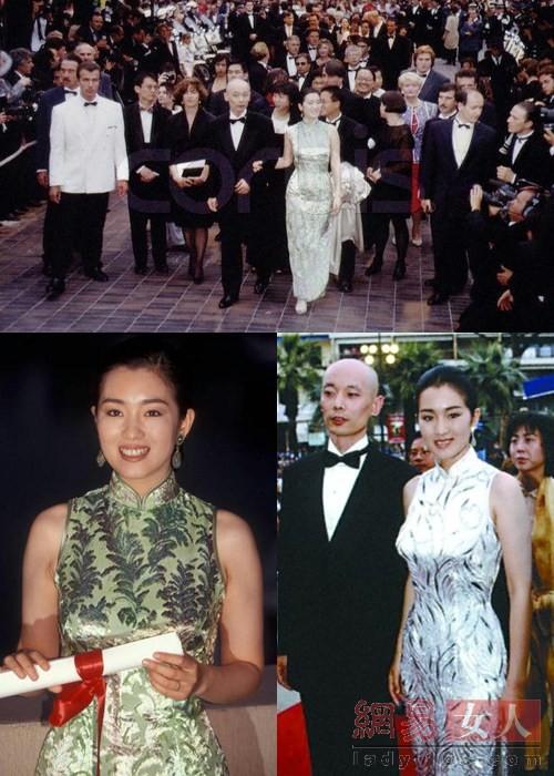 Củng Lợi dạy cách ăn mặc trên thảm đỏ và đẳng cấp thực sự của ngôi sao 18 lần dự LHP Cannes - Ảnh 11.