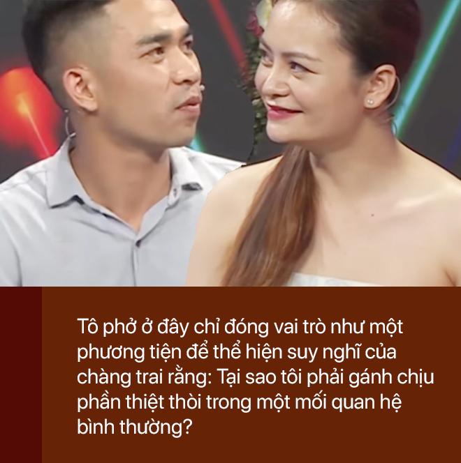 Hẹn lần đầu mà đòi chia tiền phở, chàng trai Hà Nội có xứng đáng bị auto chửi? - Ảnh 2.