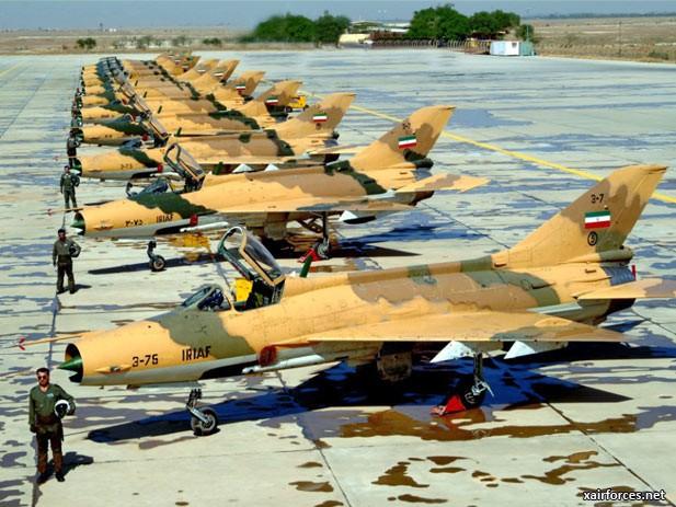 Cụm tác chiến tàu sân bay Mỹ đủ sức tiêu diệt không quân Iran hay chỉ là hổ giấy? - Ảnh 6.