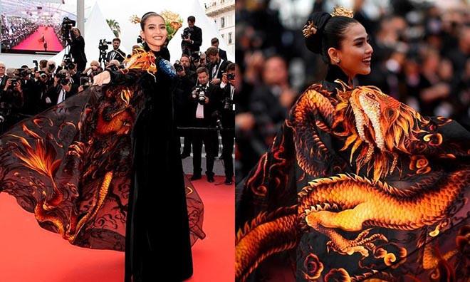 Ngọc Trinh cùng dàn mỹ nhân Việt đều gặp chuyện trớ trêu khi xuất hiện tại Cannes - Ảnh 4.