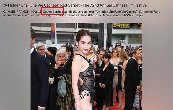 Ngọc Trinh cùng dàn mỹ nhân Việt đều gặp chuyện trớ trêu khi xuất hiện tại Cannes - Ảnh 3.
