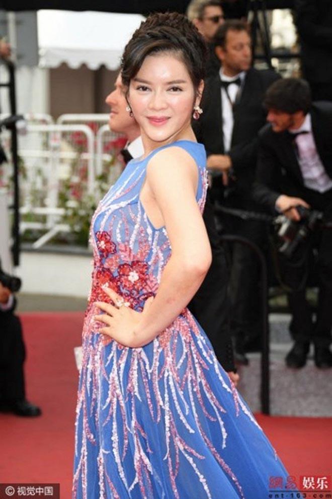 Ngọc Trinh cùng dàn mỹ nhân Việt đều gặp chuyện trớ trêu khi xuất hiện tại Cannes - Ảnh 9.