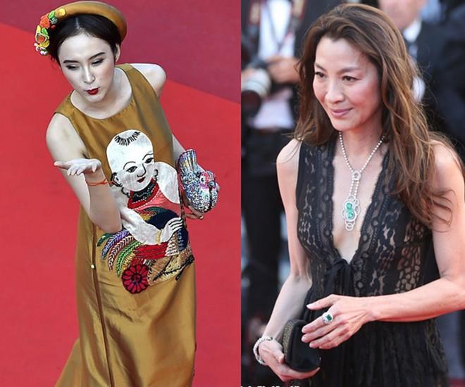 Ngọc Trinh cùng dàn mỹ nhân Việt đều gặp chuyện trớ trêu khi xuất hiện tại Cannes - Ảnh 8.