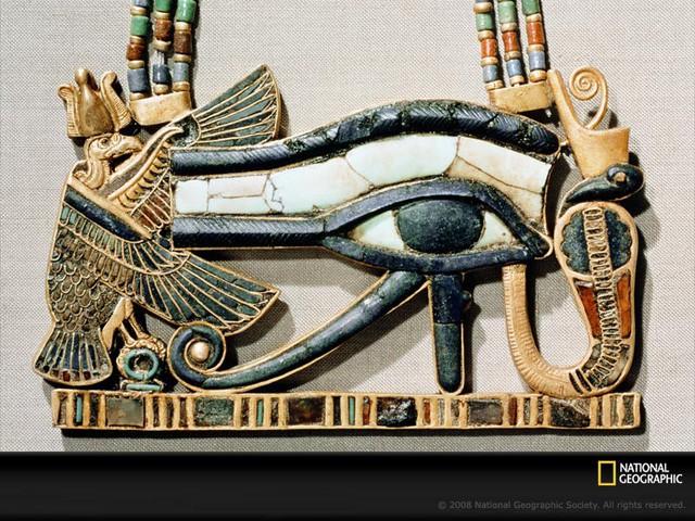 Bảo vật bùa chú: Thứ người Ai Cập cổ đại nào cũng mang bên người - Ảnh 2.