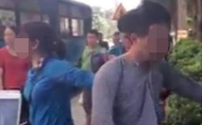 Vụ người đàn ông bị tố sờ ngực phụ nữ trên xe buýt 103A ở Hà Nội: Phụ xe nói gì?