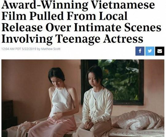 Sau Mỹ, đến lượt báo Hàn đưa tin vụ Vợ Ba dừng chiếu vì cảnh 18+ gây sốc của thiếu nữ 13 tuổi - Ảnh 3.