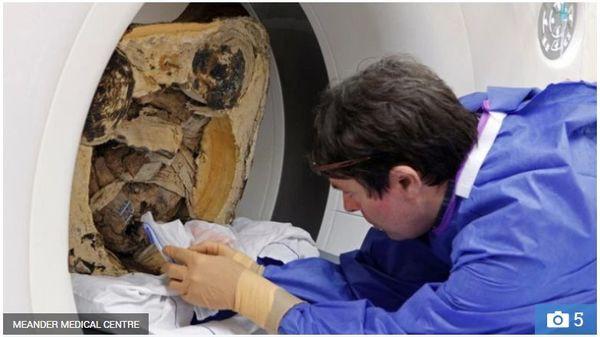 Tượng Phật 1.000 năm tuổi chứa xác ướp nhà sư chết trong thiền định - Ảnh 6.