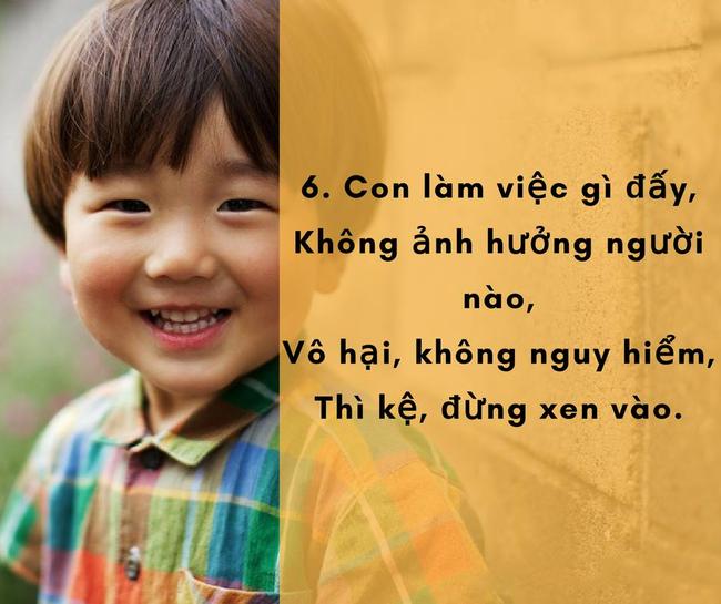 Nhìn lại cách người Nhật dạy con khiến cả thế giới ngưỡng mộ, mọi cha mẹ Việt đều có thể học theo - Ảnh 6.