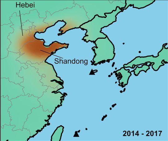 Trung Quốc thải chất cấm phá hủy tầng ozone - Ảnh 1.