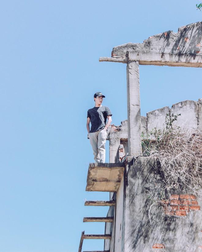 """Sự thật về góc bậc thang bỏ hoang """"cực chill"""" đang gây sốt ở Hội An: Cẩn thận không là """"một bước lên thiên đường"""" đúng nghĩa đen - Ảnh 19."""