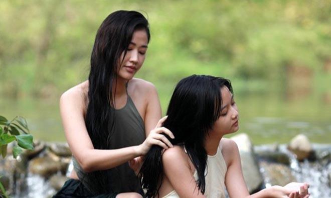 Maya sốc khi phim Vợ ba bị ngừng chiếu, Pha Lê chê cảnh nóng quá tởm - Ảnh 3.