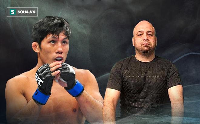 """Võ sĩ MMA người Mỹ gốc Việt: """"Nếu tôi siết cổ hoặc đánh gãy tay Flores thì sao?"""" - Ảnh 1."""