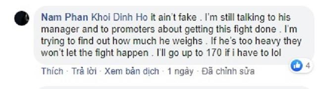 """Võ sĩ MMA người Mỹ gốc Việt: """"Nếu tôi siết cổ hoặc đánh gãy tay Flores thì sao?"""" - Ảnh 2."""