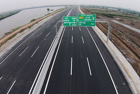 Rút 4.000 tỷ từ ngân sách trả nợ cao tốc Hà Nội - Hải Phòng - Ảnh 1.