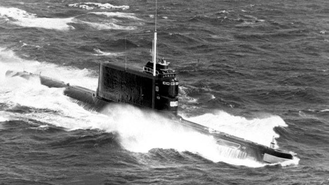CIA và dự án trục vớt tàu ngầm Liên Xô - Ảnh 2.