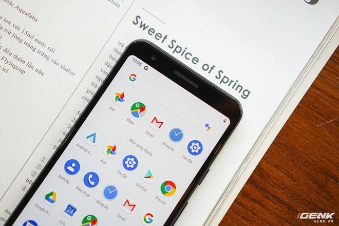 Trên tay Google Pixel 3a tại Việt Nam: Không đẹp, 1 camera nhưng hoàn toàn có thể khiến nhiều ông lớn nghìn đô tâm phục, khẩu phục - Ảnh 6.