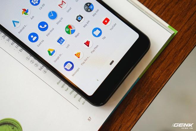 Trên tay Google Pixel 3a tại Việt Nam: Không đẹp, 1 camera nhưng hoàn toàn có thể khiến nhiều ông lớn nghìn đô tâm phục, khẩu phục - Ảnh 7.