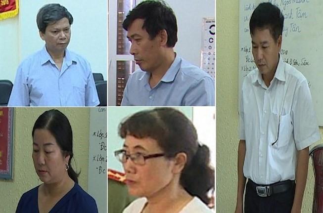 Viện Kiểm sát Nhân dân Sơn La nói về thông tin 1 tỉ đồng/suất nâng điểm - Ảnh 1.