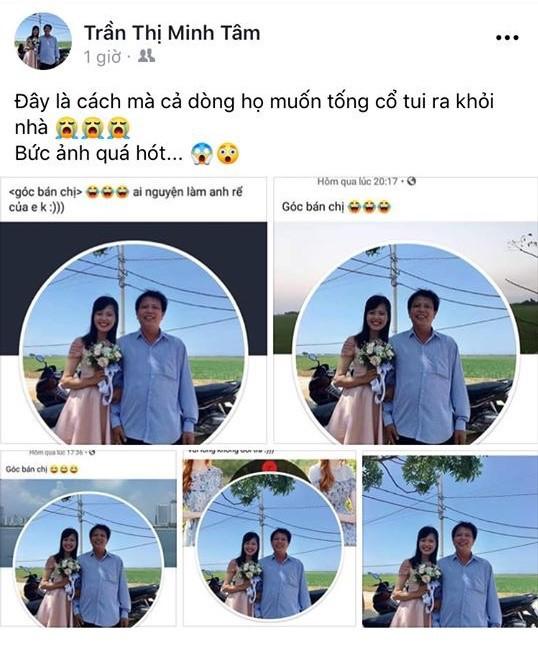 Gần 30 tuổi mà vẫn ế, gái xinh bị cả dòng họ đăng ảnh rao bán trên Facebook - Ảnh 1.