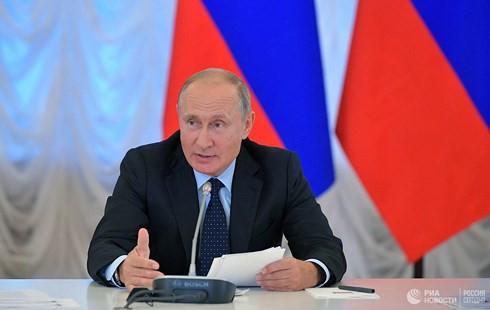 Ngoại trưởng Klimkin tuyên bố Ukraine chiến thắng trước Nga - Ảnh 3.