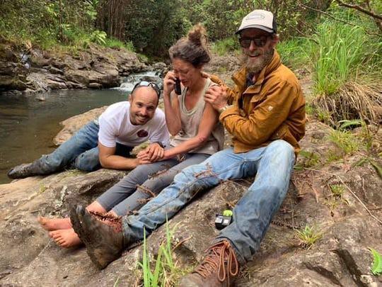 Huấn luyện viên Yoga sống sót sau 17 ngày lạc trong rừng rậm ở Hawaii: Nếu muốn sống, hãy tiếp tục - Ảnh 1.