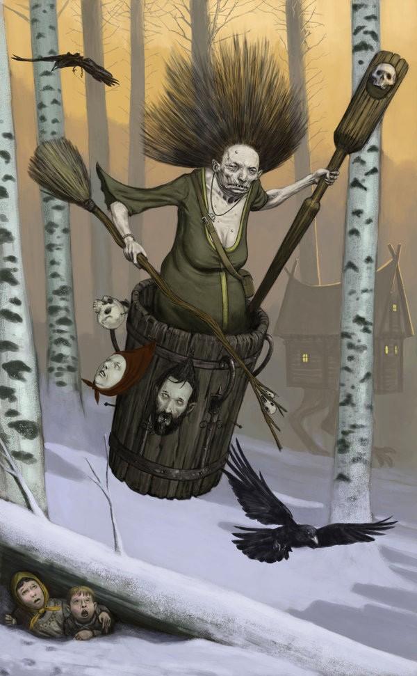 Baba Yaga: Biệt hiệu này của sát thủ trứ danh John Wick có nghĩa gì? - Ảnh 3.