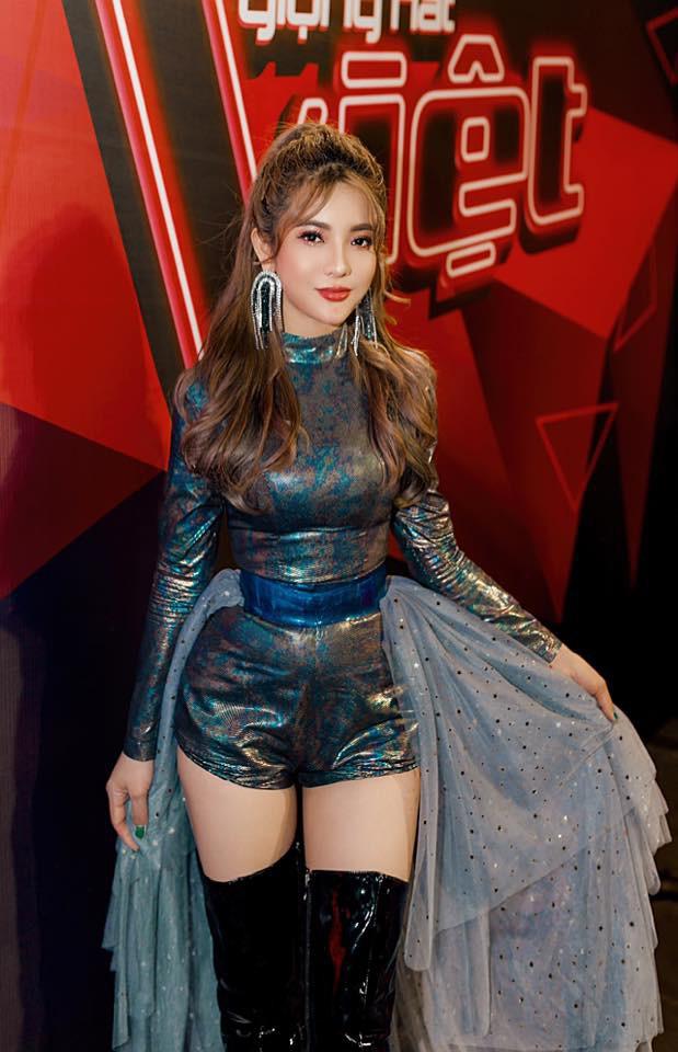 Bảo Yến (Giọng hát Việt): Tôi không biết chương trình dùng tên gì để gọi nên chỉ nghĩ là chị MC đọc nhầm - Ảnh 2.