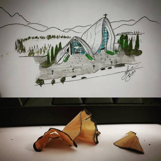 KTS biến những đồ vật quen thuộc thành công trình kiến trúc với thiết kế không tưởng - Ảnh 12.