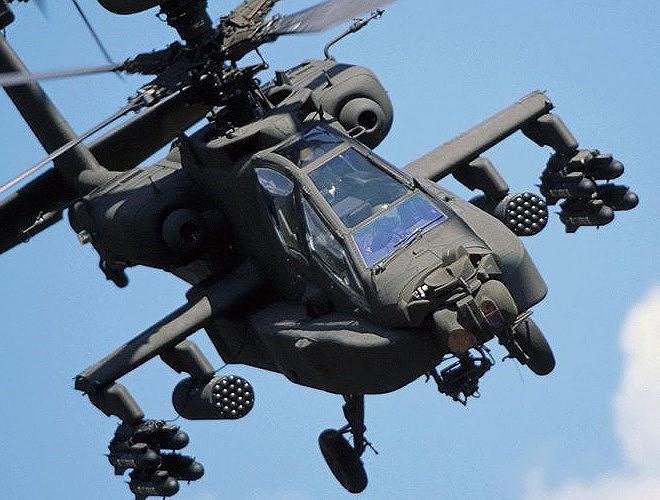 Hung thần diệt tăng Apache Mỹ vừa bị phiến quân bắn nổ tung trên không - Ảnh 12.