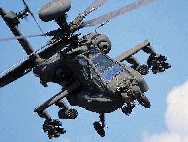 Hung thần diệt tăng Apache Mỹ vừa bị phiến quân bắn nổ tung trên không - Ảnh 14.