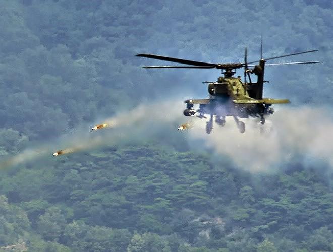 Hung thần diệt tăng Apache Mỹ vừa bị phiến quân bắn nổ tung trên không - Ảnh 15.