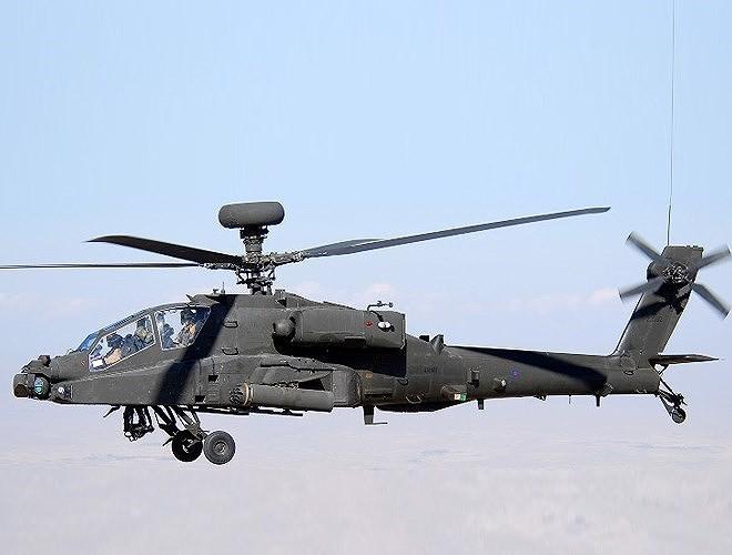 Hung thần diệt tăng Apache Mỹ vừa bị phiến quân bắn nổ tung trên không - Ảnh 16.