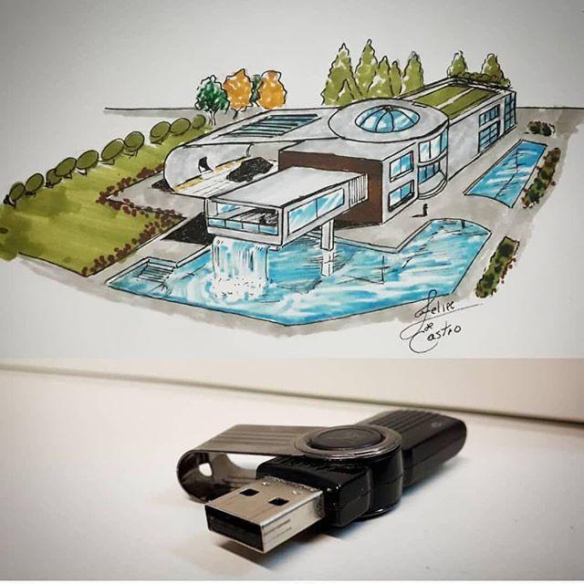KTS biến những đồ vật quen thuộc thành công trình kiến trúc với thiết kế không tưởng - Ảnh 5.