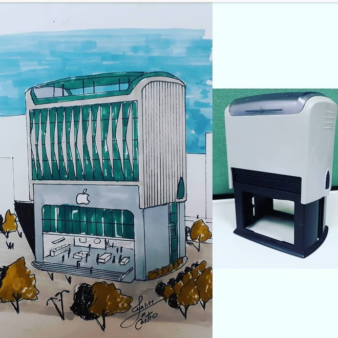 KTS biến những đồ vật quen thuộc thành công trình kiến trúc với thiết kế không tưởng - Ảnh 7.