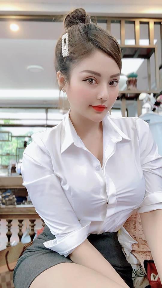 Hoá ra, thư ký sexy khiến Vũ Về nhà đi con bất chấp đòi tăng lương là gái xinh sở hữu body nóng bỏng 90-63-93 nổi bật trên Instagram - Ảnh 7.