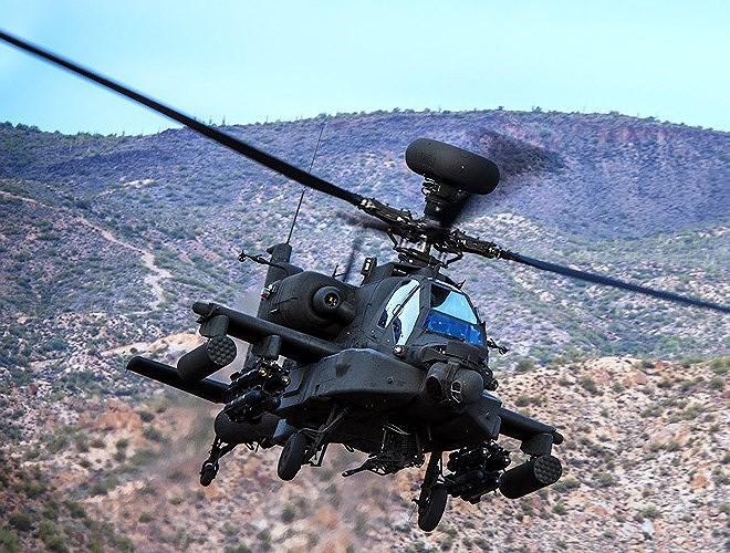 Hung thần diệt tăng Apache Mỹ vừa bị phiến quân bắn nổ tung trên không - Ảnh 6.