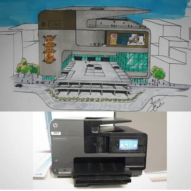 KTS biến những đồ vật quen thuộc thành công trình kiến trúc với thiết kế không tưởng - Ảnh 8.
