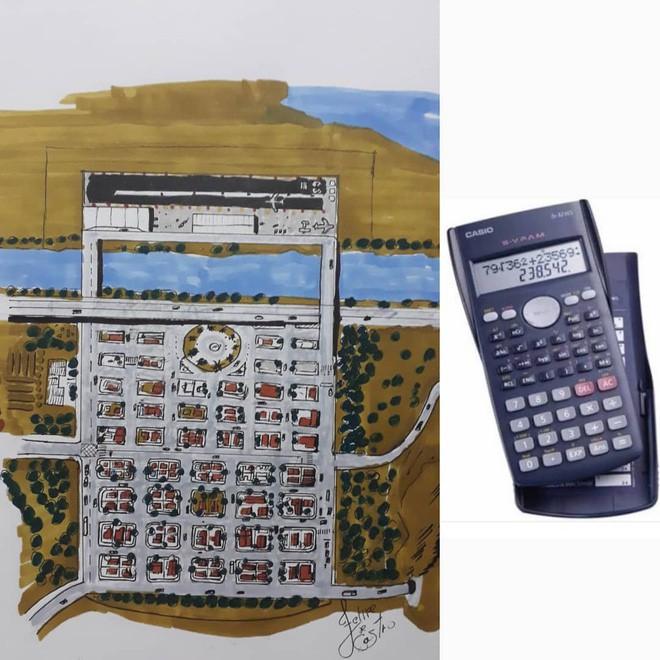 KTS biến những đồ vật quen thuộc thành công trình kiến trúc với thiết kế không tưởng - Ảnh 9.