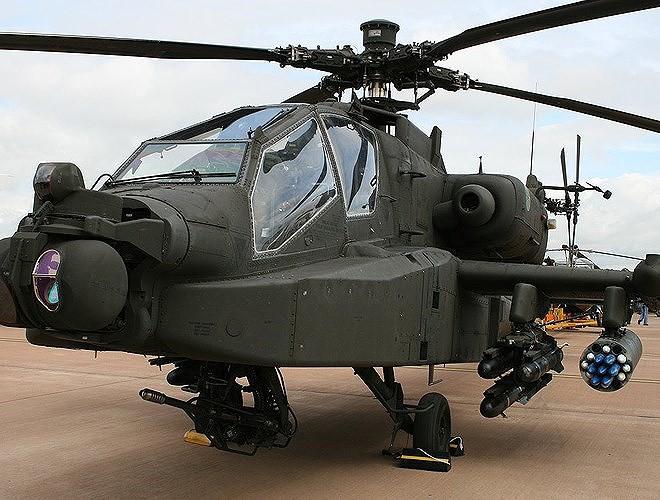 Hung thần diệt tăng Apache Mỹ vừa bị phiến quân bắn nổ tung trên không - Ảnh 9.