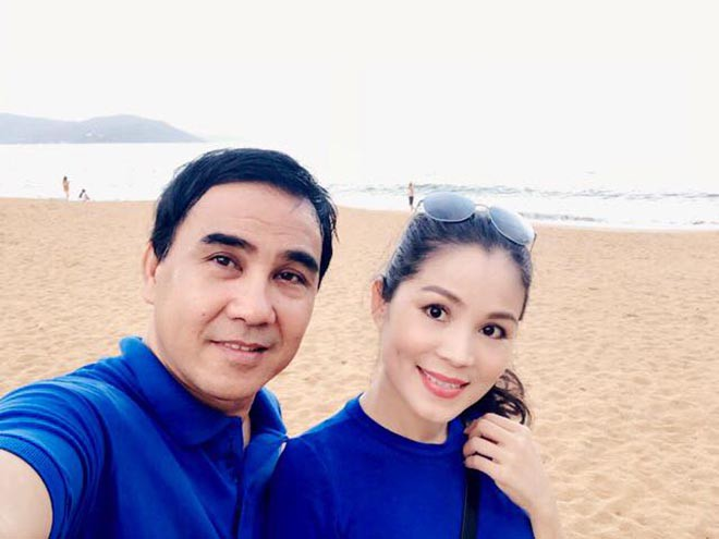 Vợ, em trai và em dâu nói về con người thật của MC Quyền Linh - Ảnh 2.