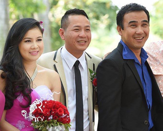 Vợ, em trai và em dâu nói về con người thật của MC Quyền Linh - Ảnh 3.