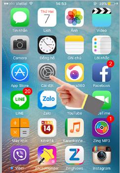 Cách chia sẻ mạng wifi trên điện thoại iPhone 6 đơn giản ít người biết - Ảnh 1.