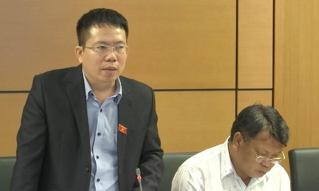 ĐB Lưu Bình Nhưỡng nói vụ ông chủ Nhật Cường Mobile: Để bỏ trốn là không chấp nhận được - Ảnh 2.