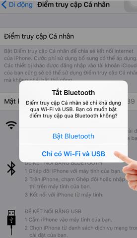 Cách chia sẻ mạng wifi trên điện thoại iPhone 6 đơn giản ít người biết - Ảnh 5.