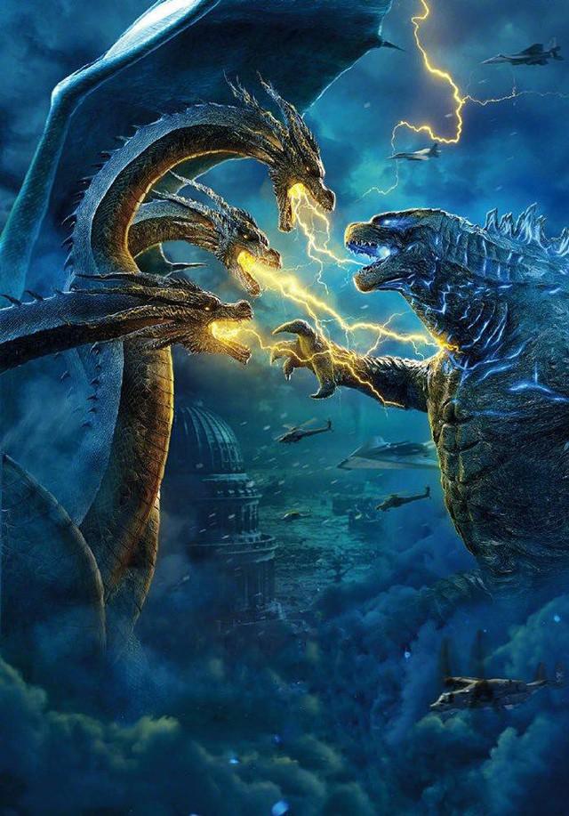 Sở hữu sức mạnh hủy diệt mới, liệu Godzilla có hạ gục được trùm cuối King Ghidorah? - Ảnh 5.