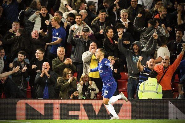 Europa League và định mệnh kỳ lạ của Hazard : Kết thúc từ nơi bắt đầu! - Ảnh 1.