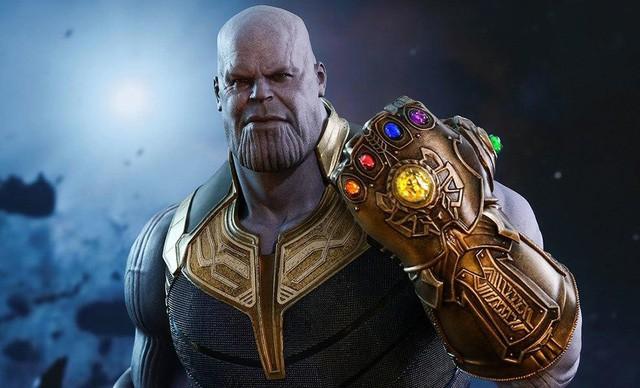 Sau tất cả, liệu chiến thần Kratos có cửa nào để đánh lại Thanos hay không? - Ảnh 1.